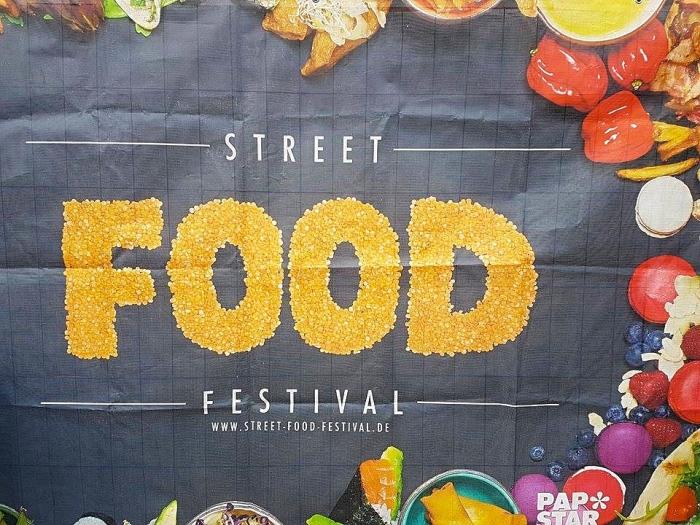 Street Food Festival Mainz - Januar 2017 Banner