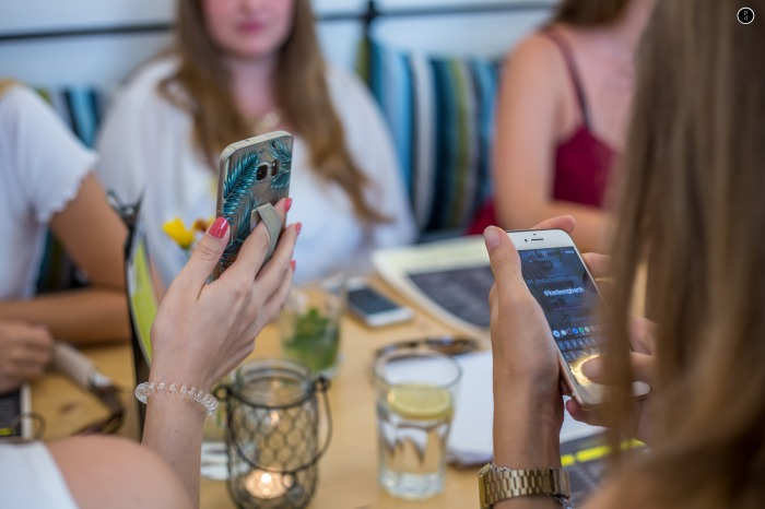 Insta Meeting Mainz Instagrammer unter sich