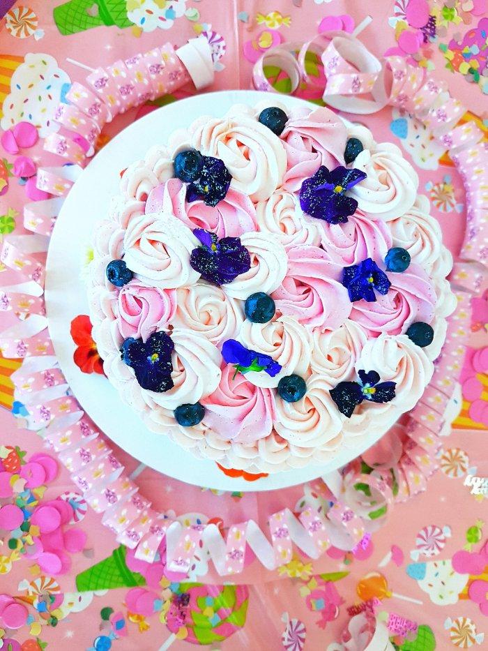 Jasmins 23. Geburtstag Torte Baristaz