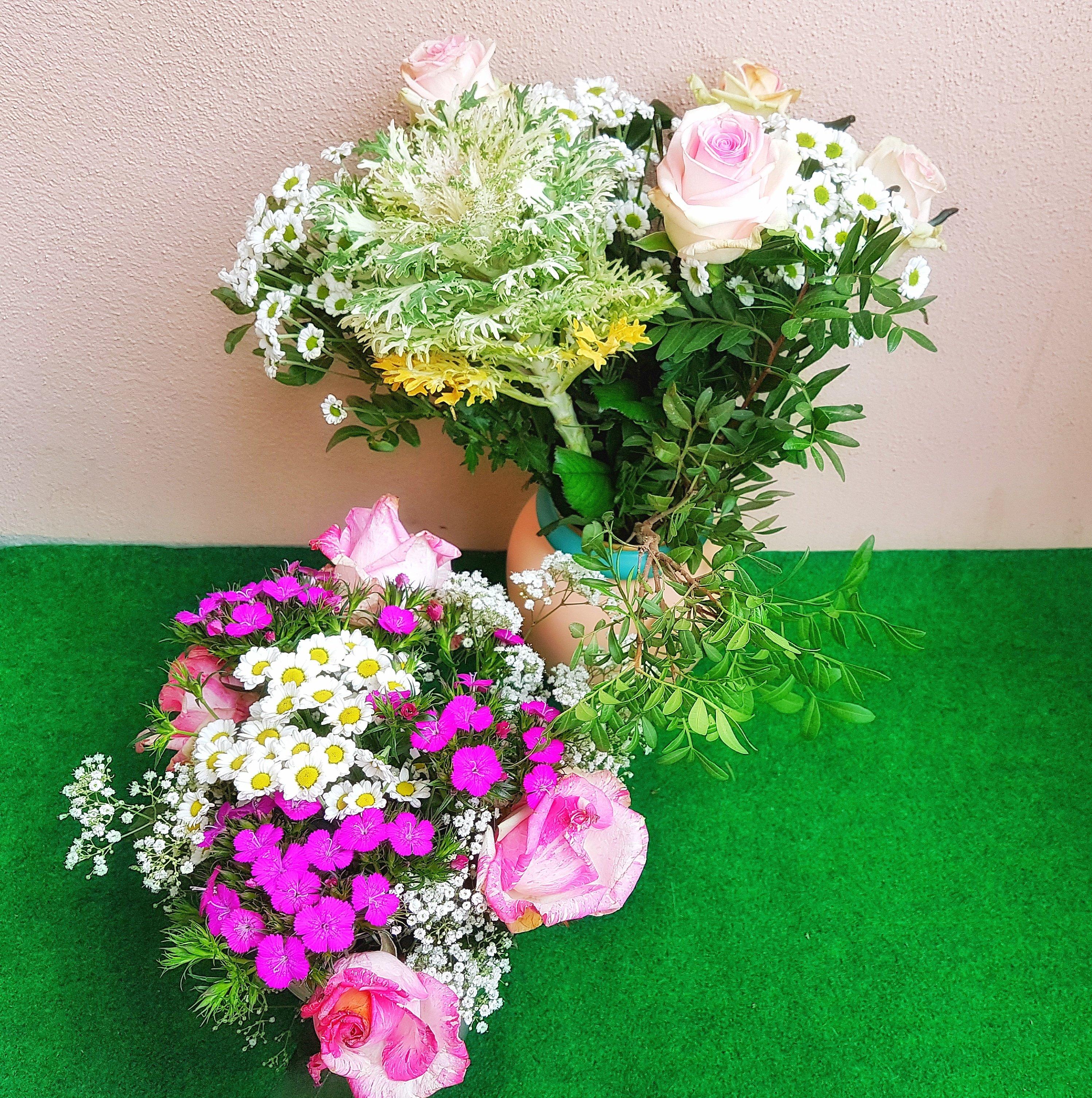 Jasmins 23. Geburtstag Geschenke Blumen