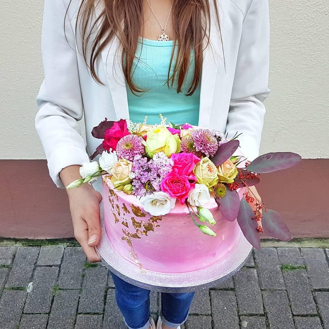 Jasmins 23. Geburtstag Torte Frau Schmidt
