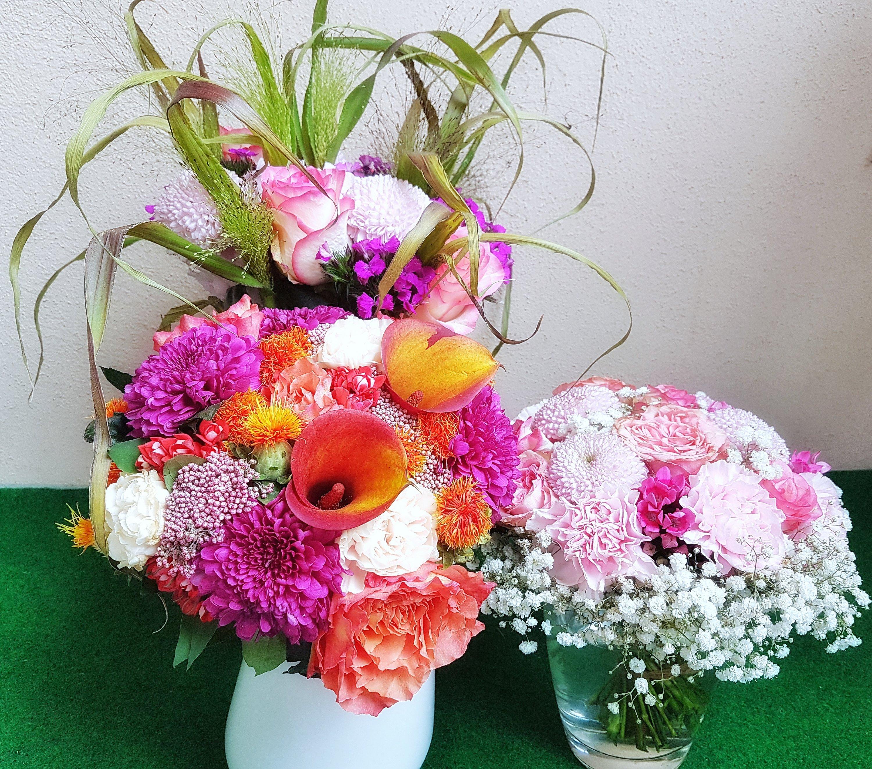 Jasmins 23. Geburtstag Geschenke Blumen2