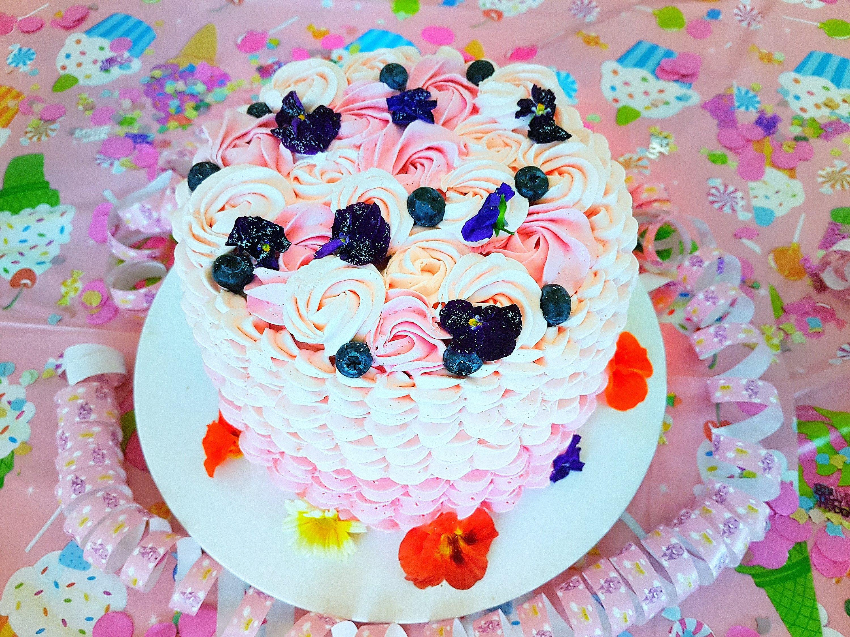 Jasmins 23. Geburtstag Geschenke Torte Baristaz