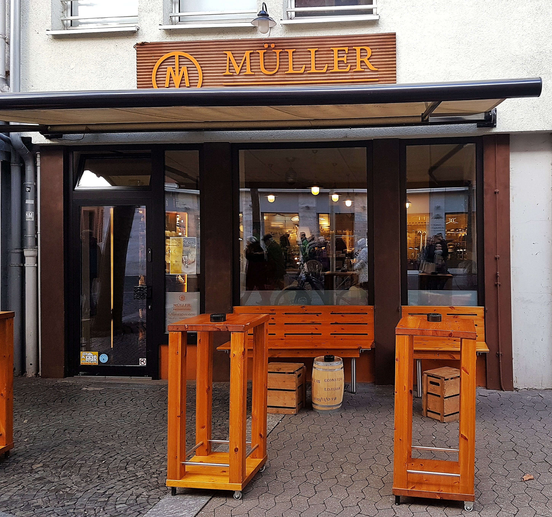 Müller Kaffee Fischtor