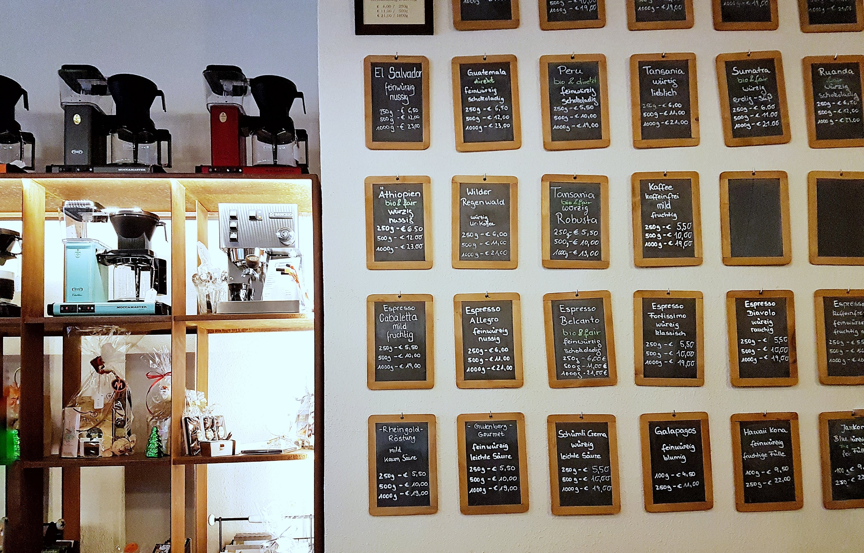 Müller Kaffee Innen