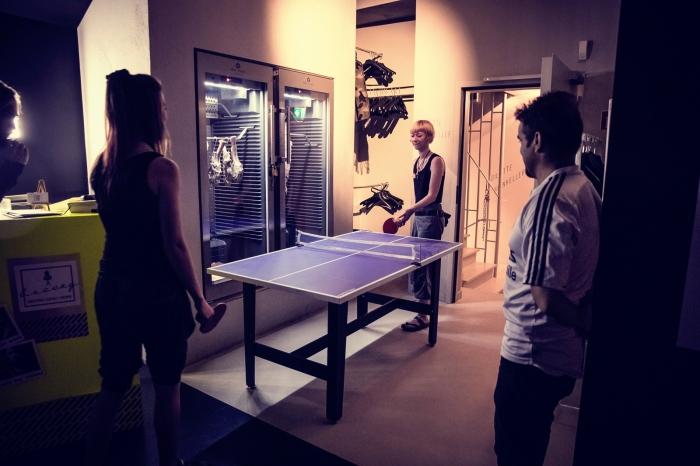 LeBonBon Breezy Tischtennis